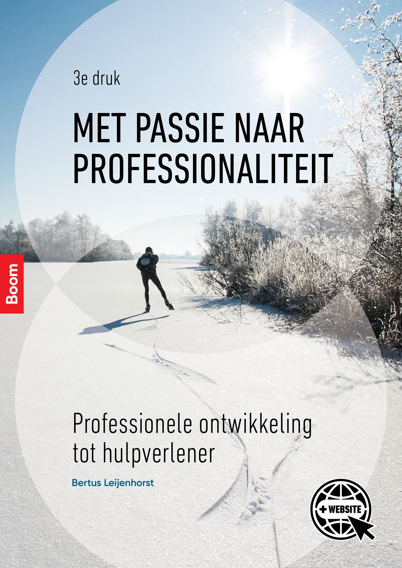 Cover Met passie naar professionaliteit