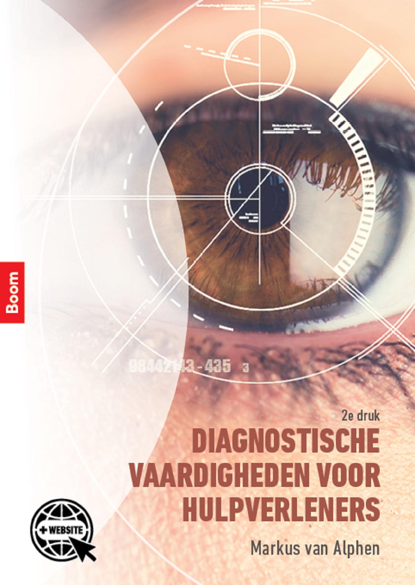 Cover Diagnostische vaardigheden voor psychosociale hulpverleners