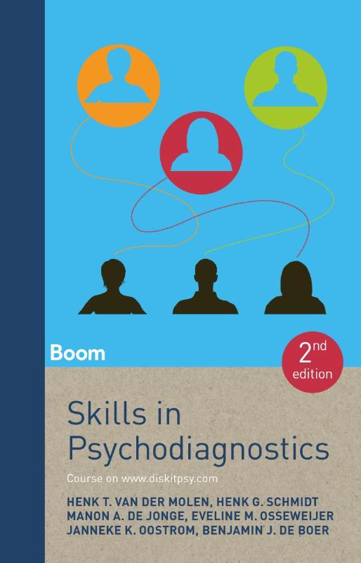 Cover Skills in psychodiagnostics