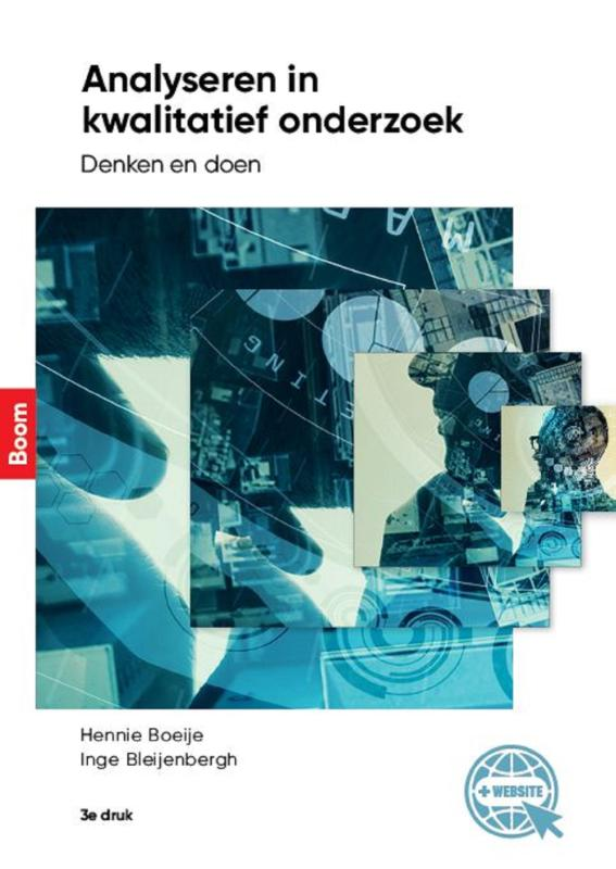 Cover Analyseren in kwalitatief onderzoek