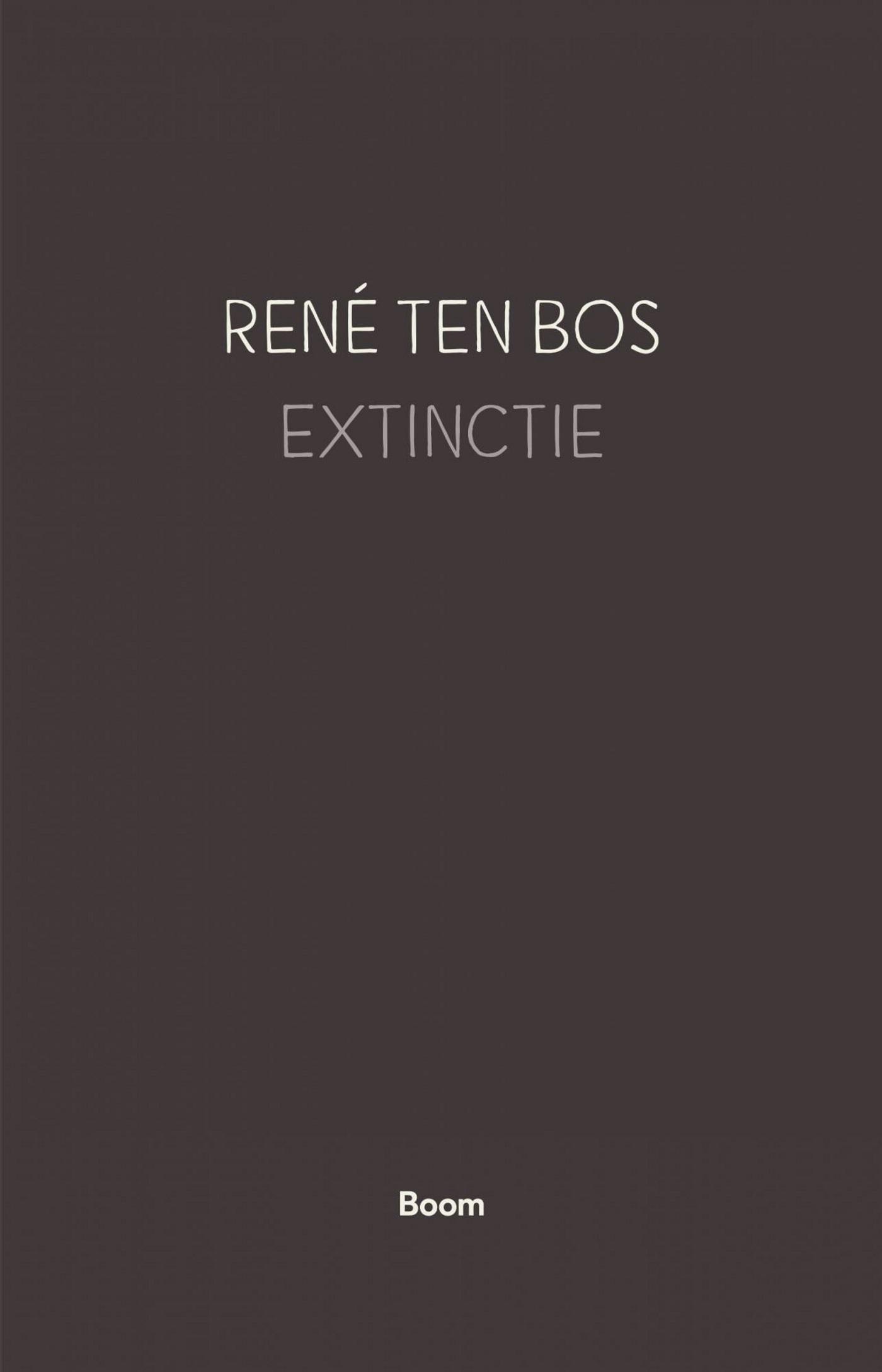 Cover Extinctie