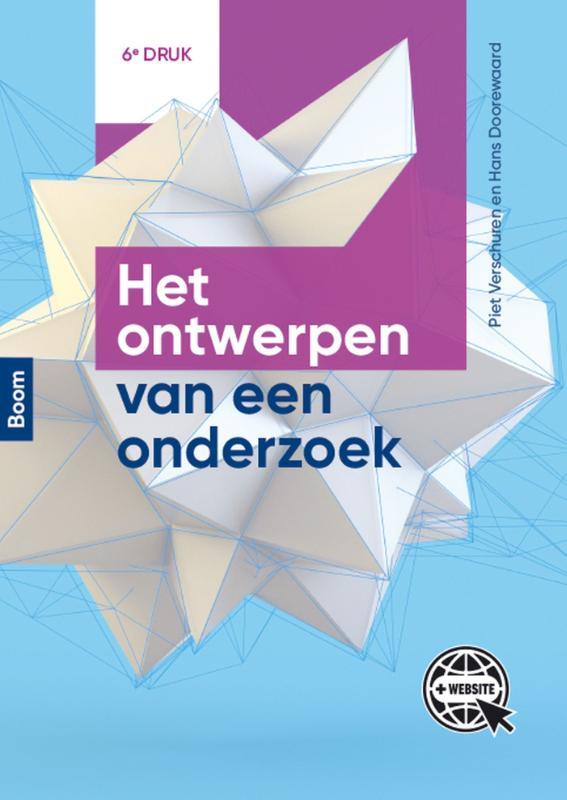 Cover Het ontwerpen van een onderzoek