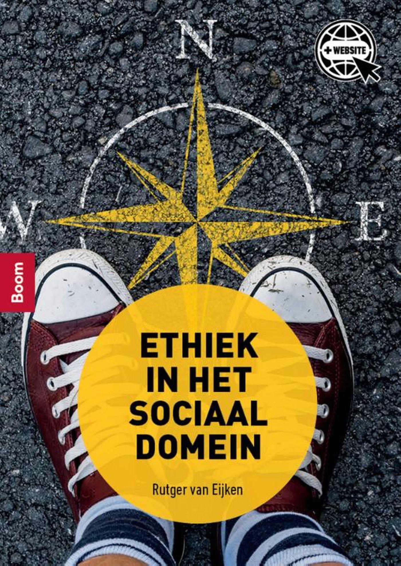 Cover Ethiek in het sociaal domein