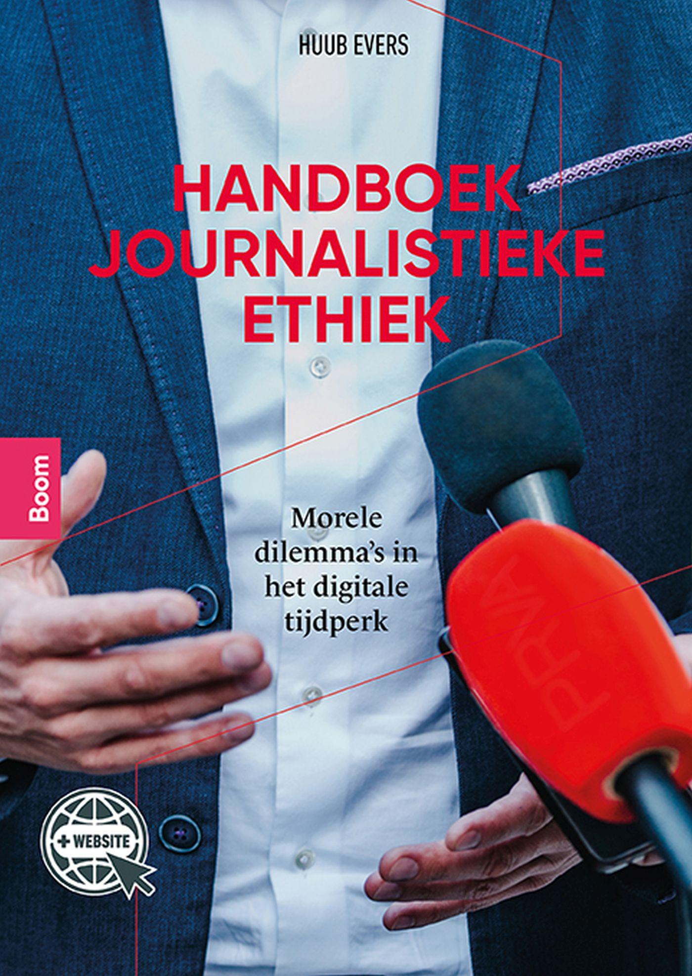 Cover Handboek journalistieke ethiek