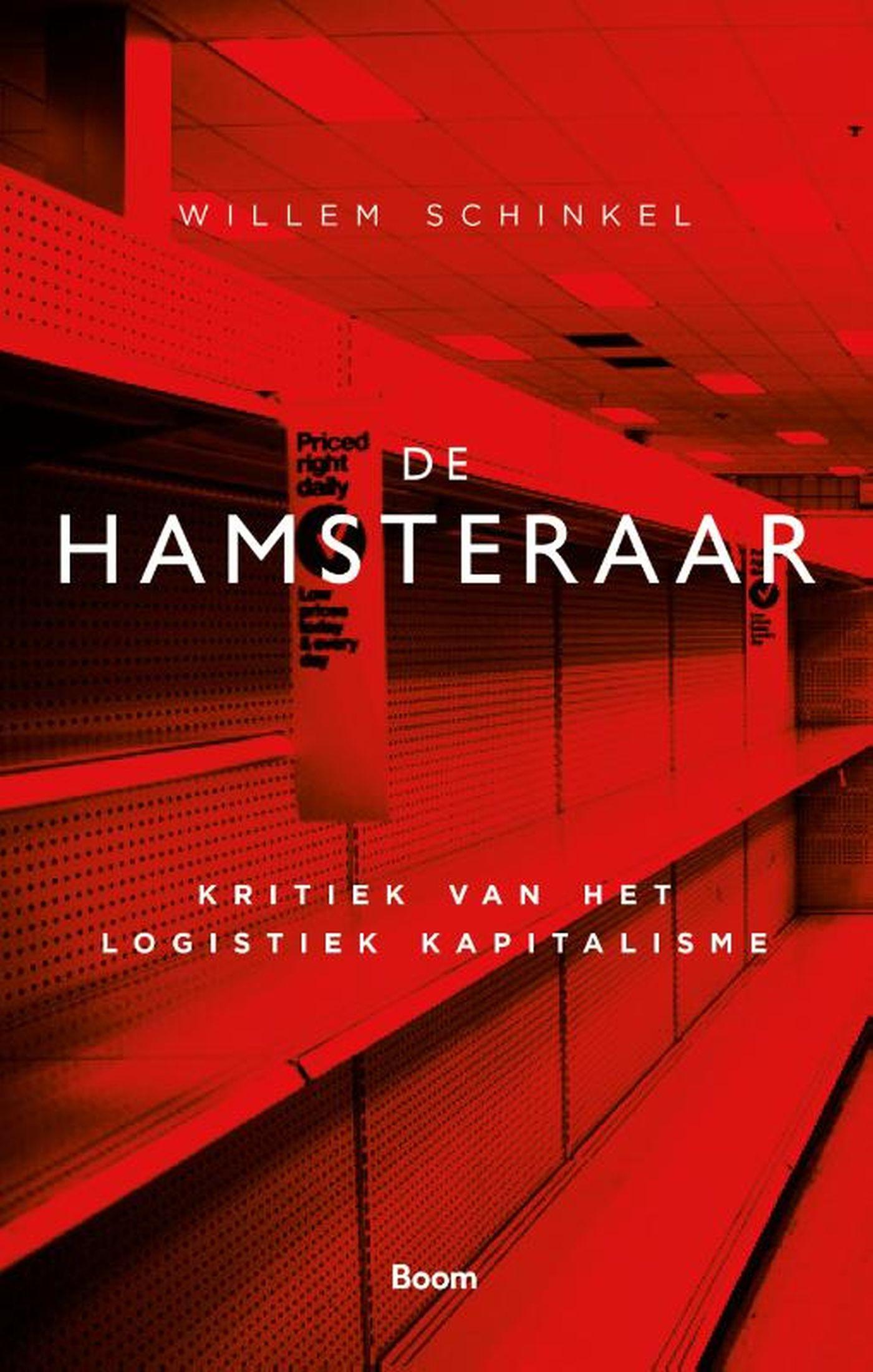 Cover De hamsteraar