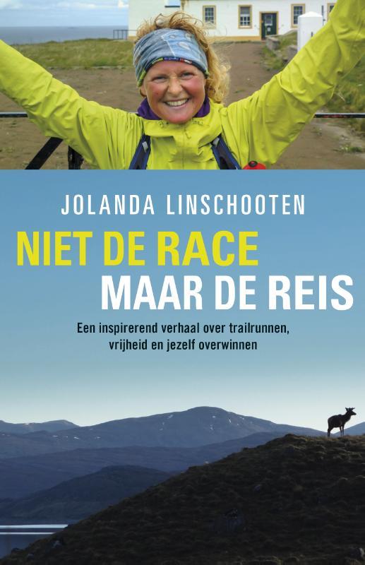 Cover Niet de race maar de reis