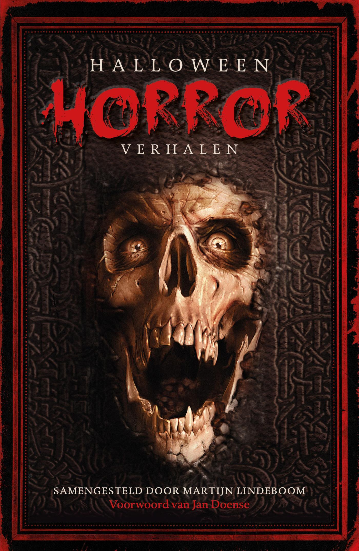 Cover Halloween horror verhalen