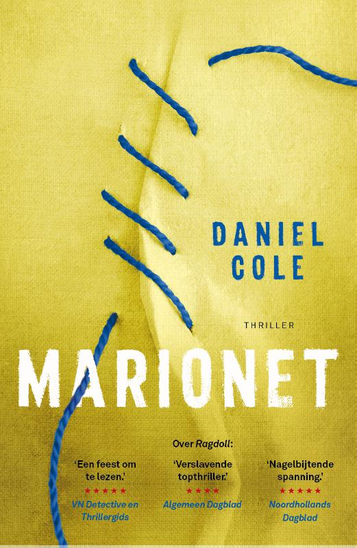 Cover Marionet