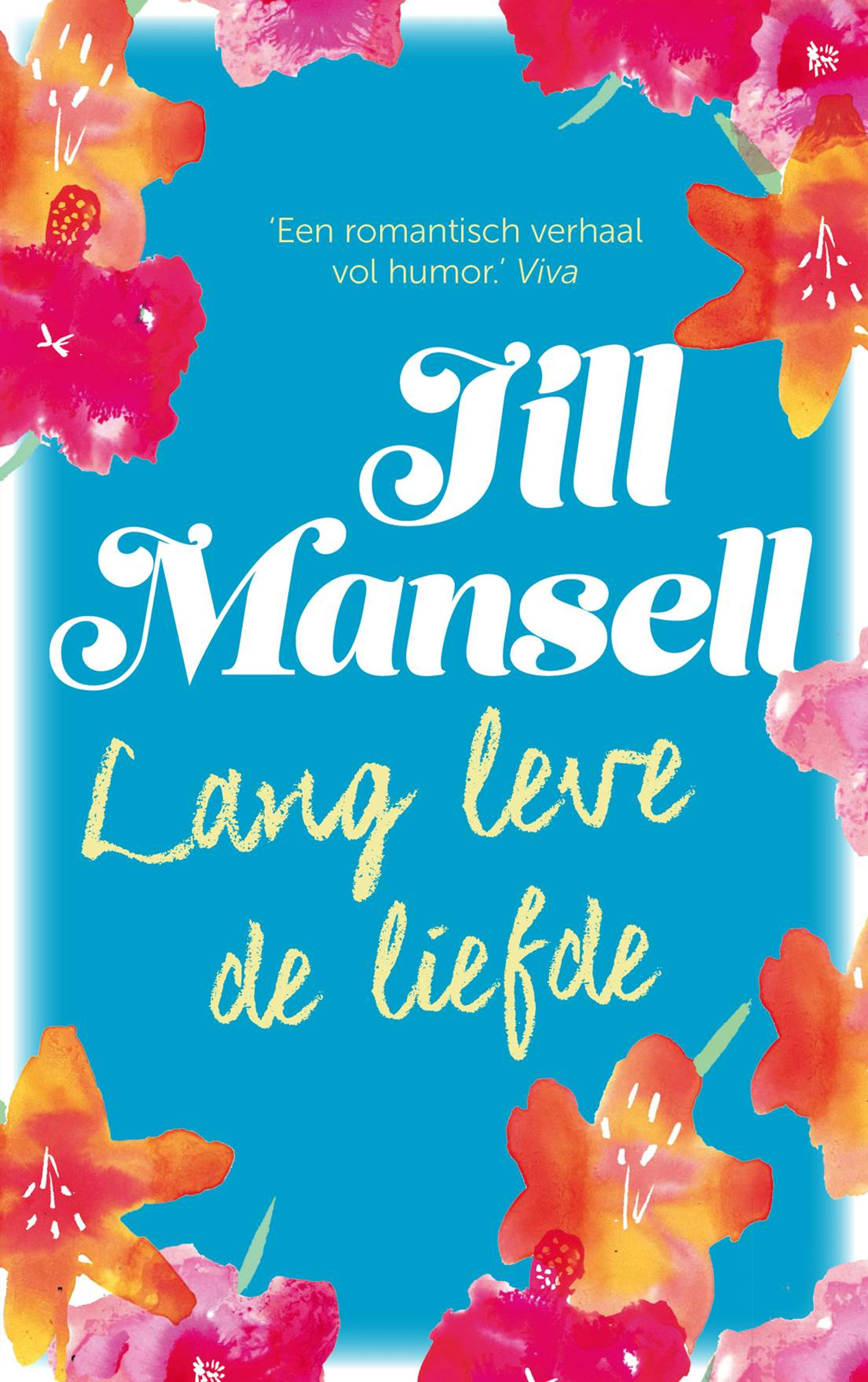 Cover Lang leve de liefde