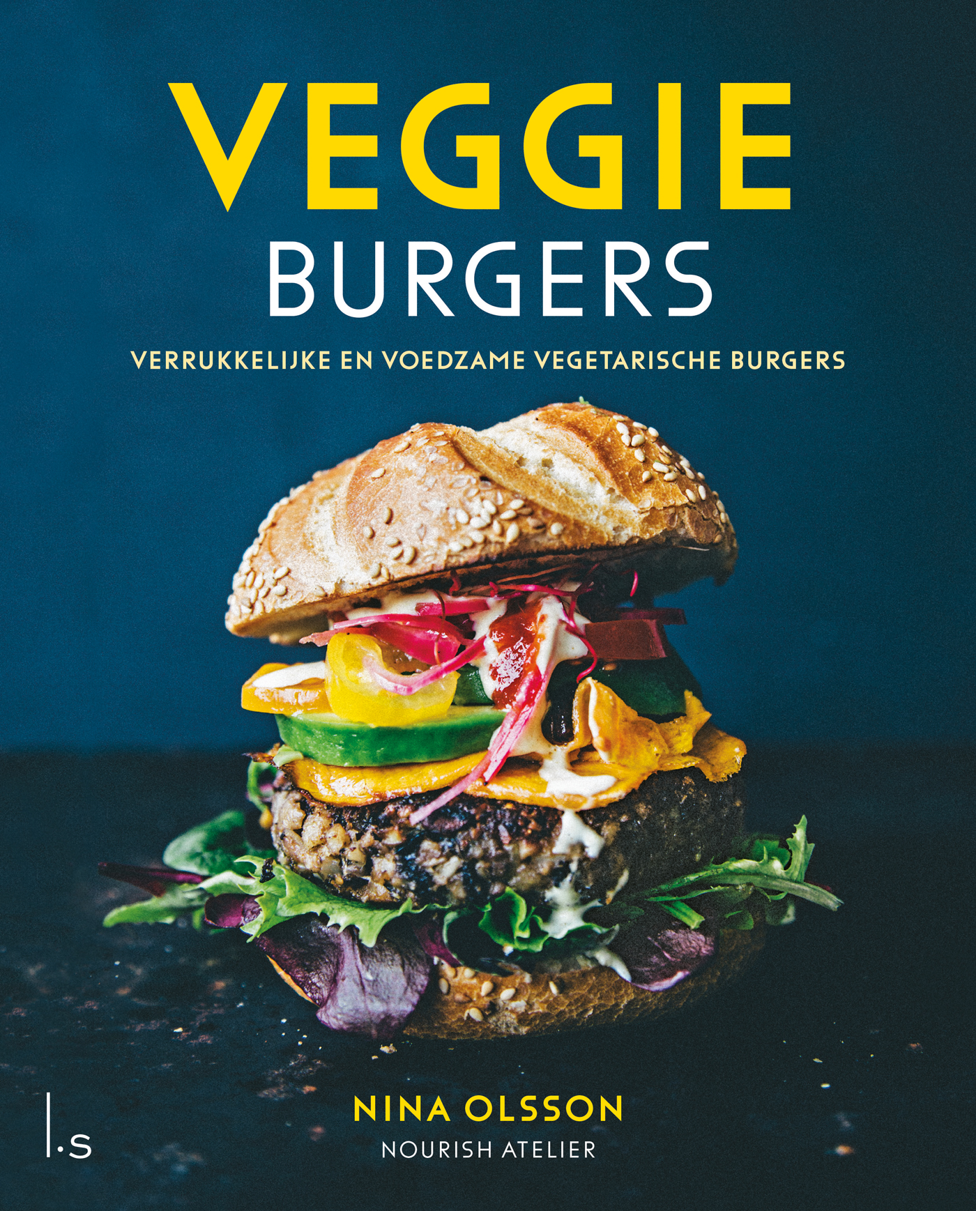 Cover Veggie Burgers