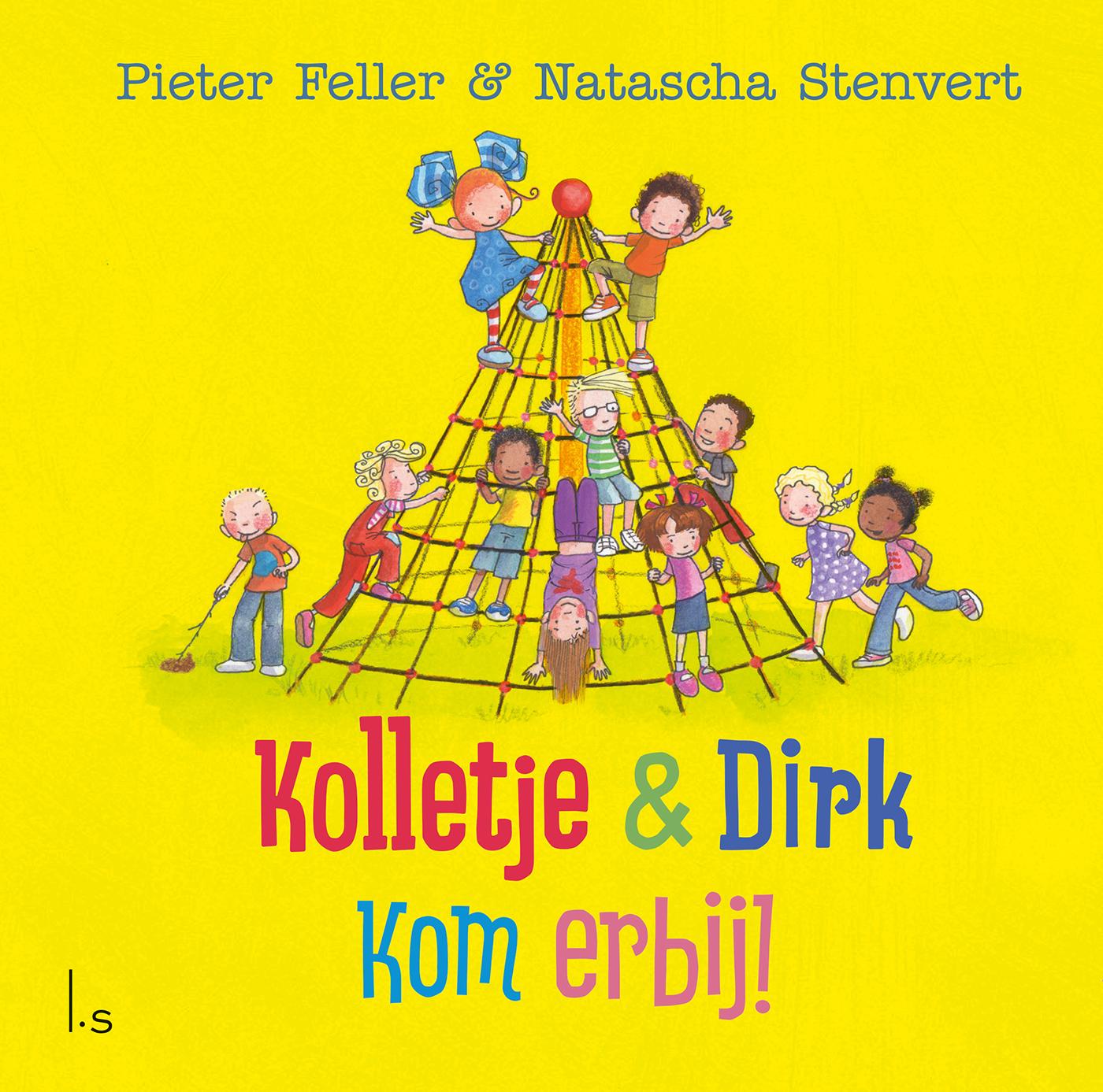 Boek Kom Erbij Geschreven Door Natascha Stenvert
