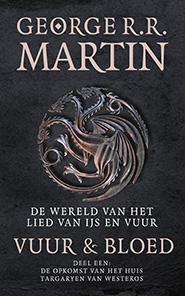 Cover 1 De opkomst van het huis Targaryen van Westeros