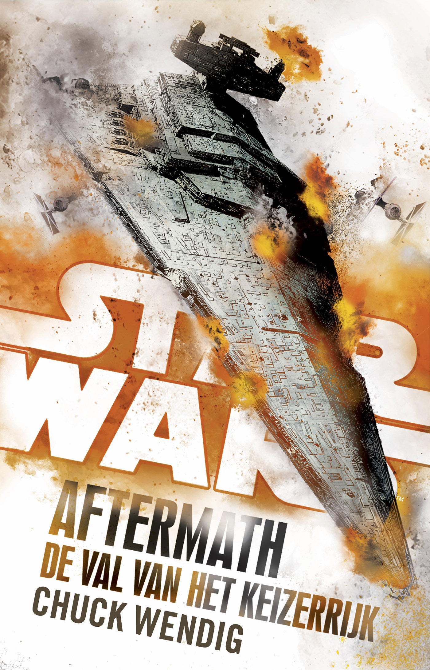 Cover Star Wars: Aftermath: De Val van het Keizerrijk