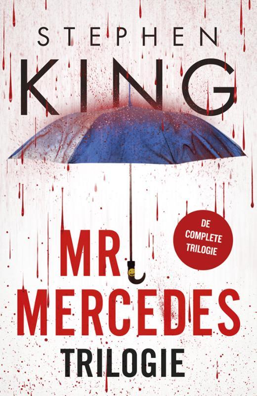 Cover Mr. Mercedes Trilogie