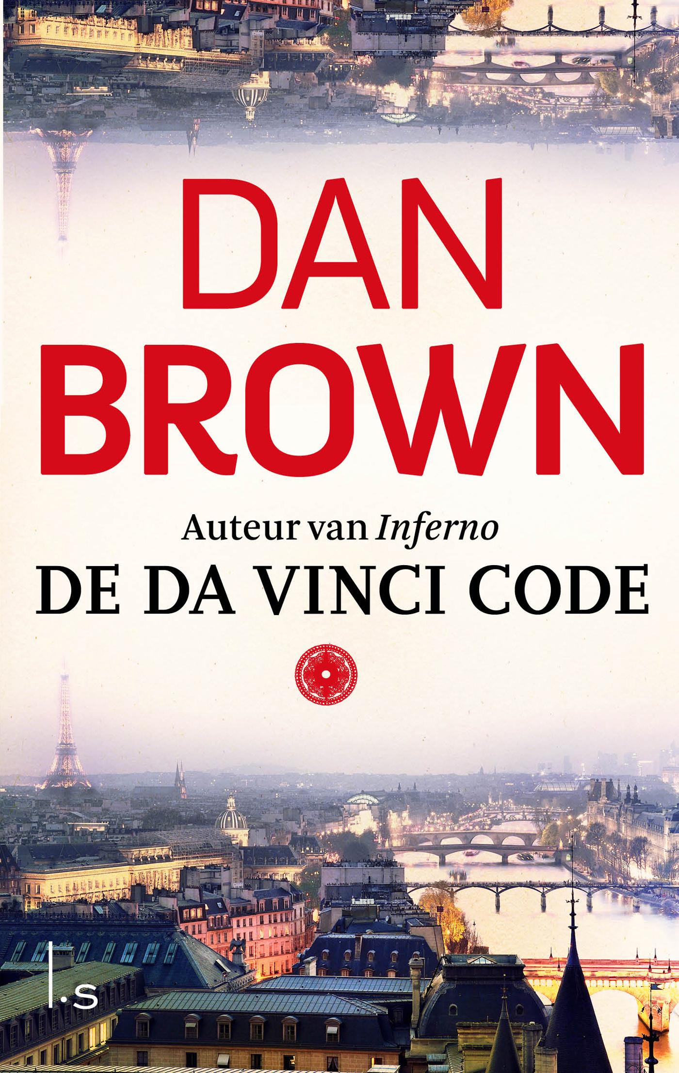 Cover De Da Vinci Code