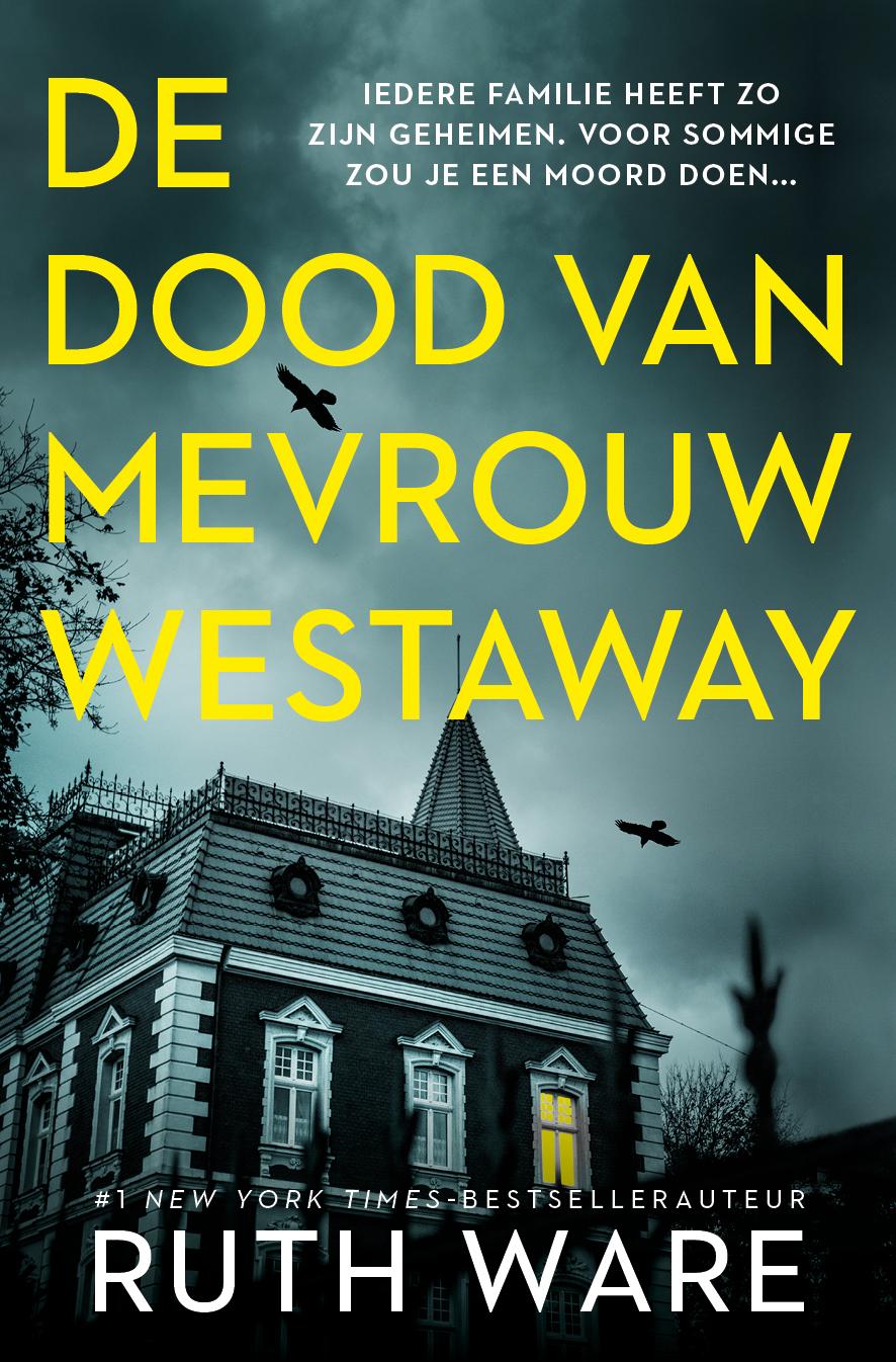 Cover De dood van mevrouw Westaway