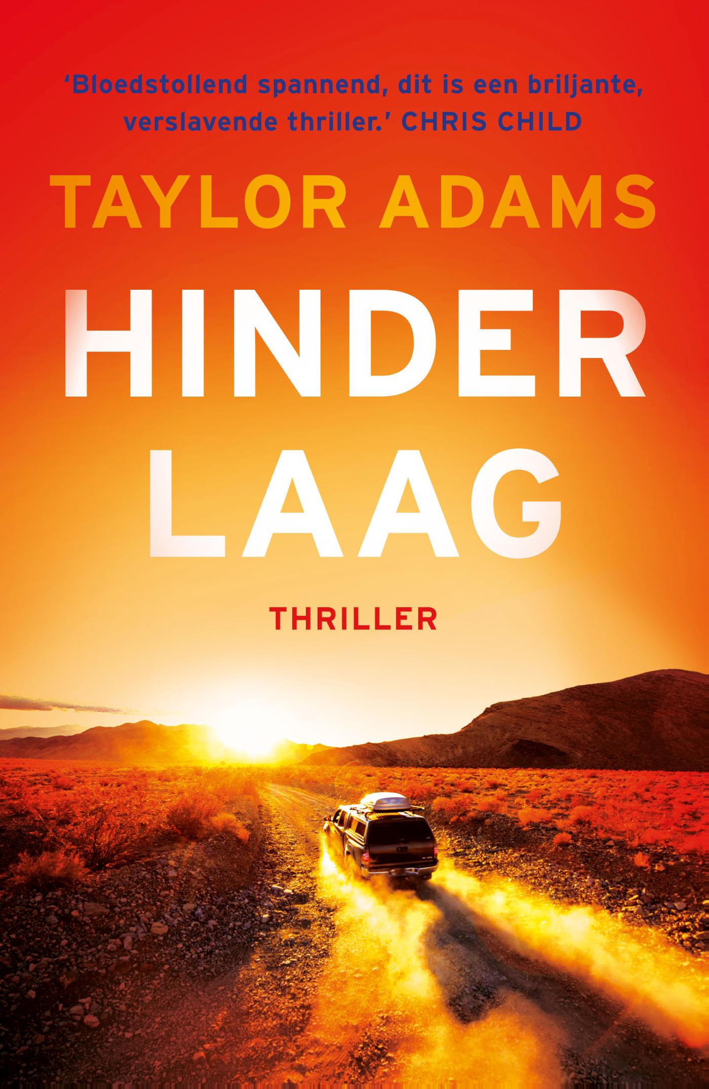 Cover Hinderlaag