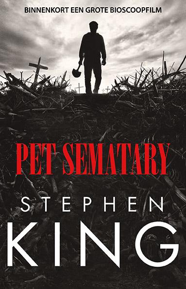 Cover Pet Sematary (Backcard + 5 ex.)