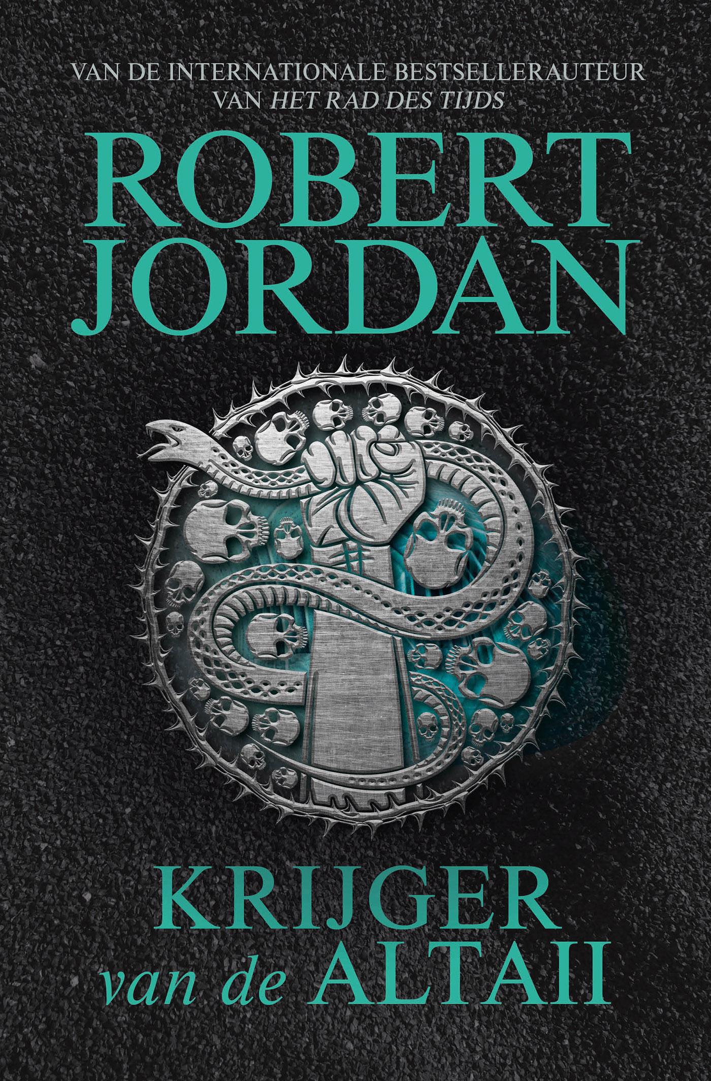 Cover Krijger van de Altaii