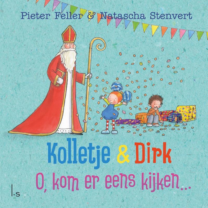 Cover Kolletje & Dirk - O, kom er eens kijken...(5 ex)
