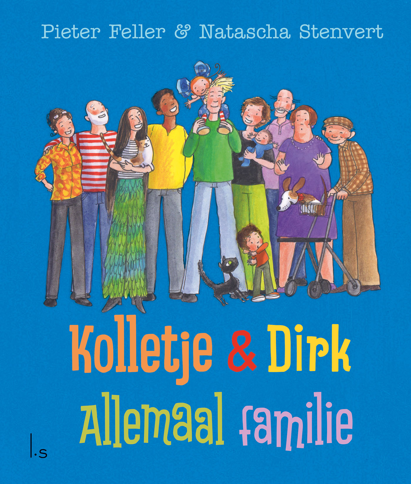 Cover Allemaal familie