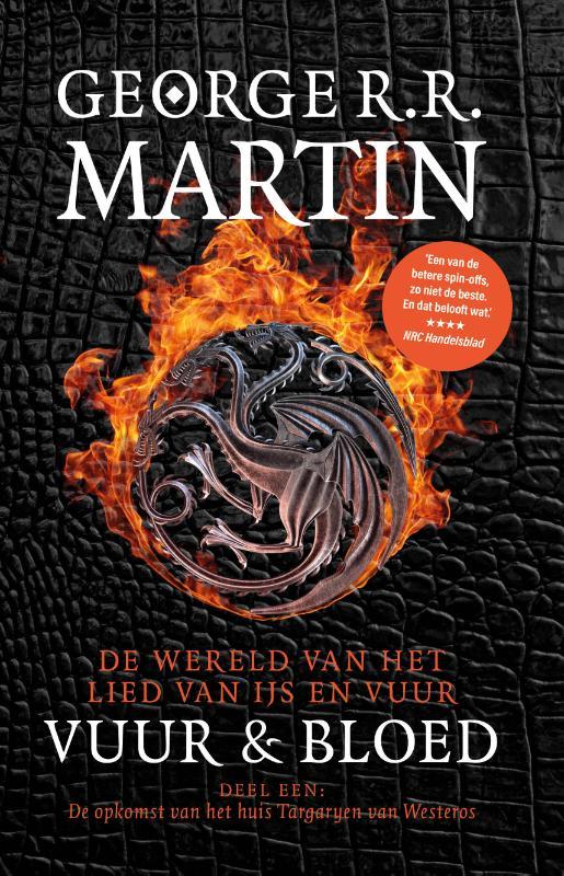 Cover De Opkomst van het Huis Targaryen