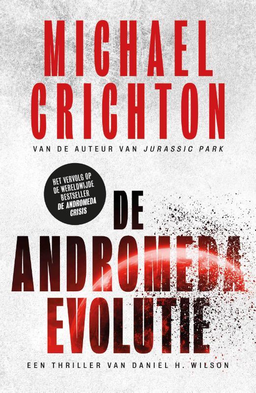 Cover De Andromeda Evolutie