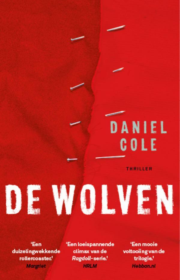 Cover De wolven