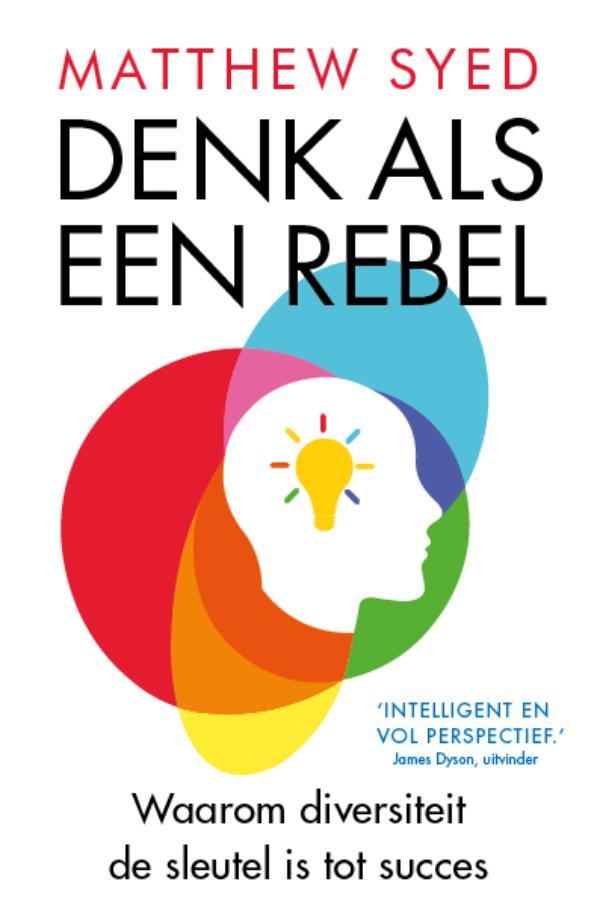 Cover Denk als een rebel