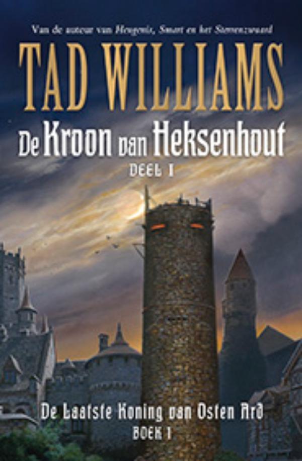 Cover De Laatste Koning van Osten Ard