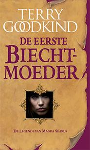 Cover De Eerste Biechtmoeder - De Legende van Magda Searus (POD)