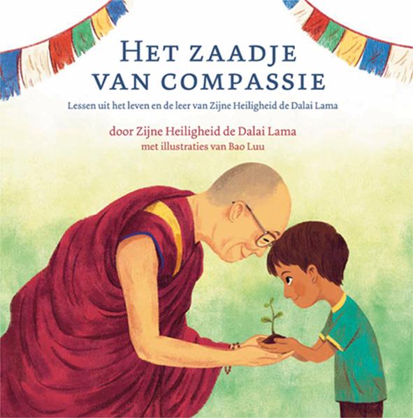 Cover Het zaadje van compassie