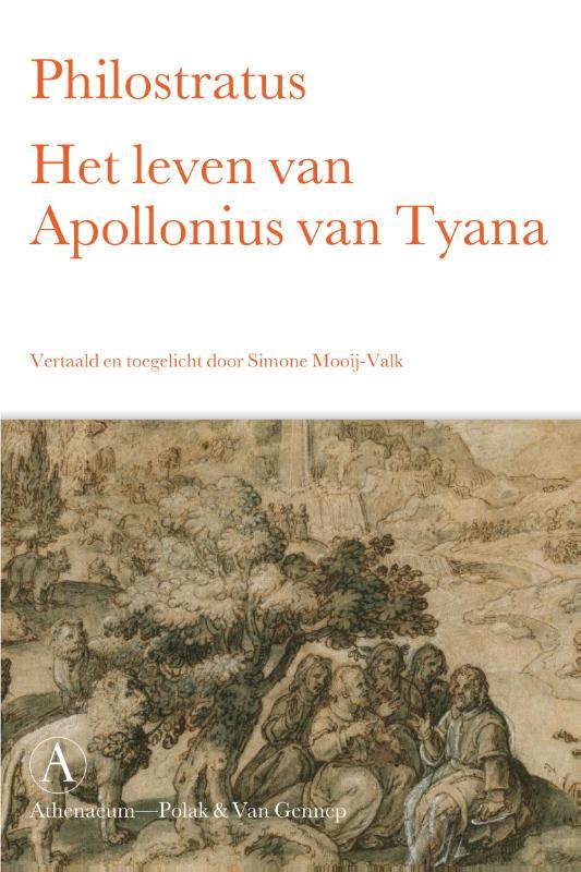 Cover Het leven van Apollonius van Tyana