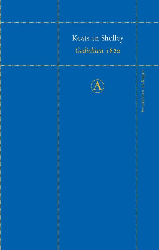 Cover Gedichten 1820