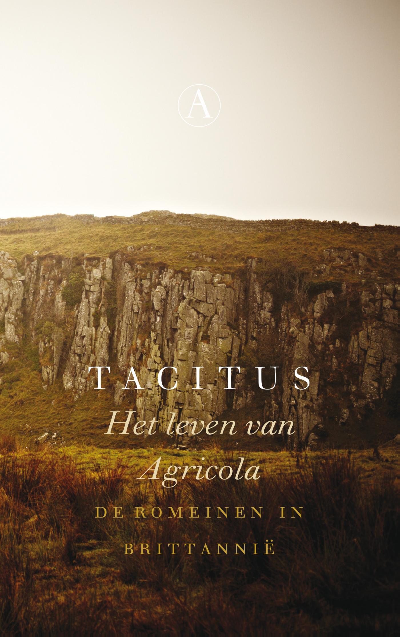 Cover Het leven van Agricola