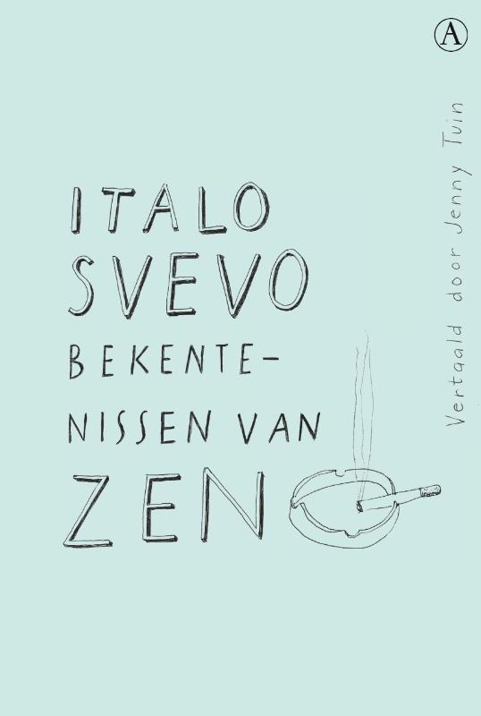 Cover Bekentenissen van Zeno