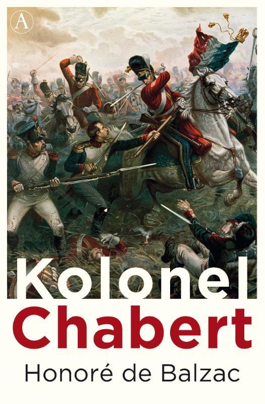 Cover Kolonel Chabert