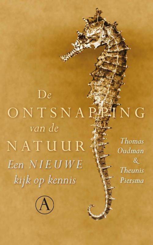 Cover De ontsnapping van de natuur