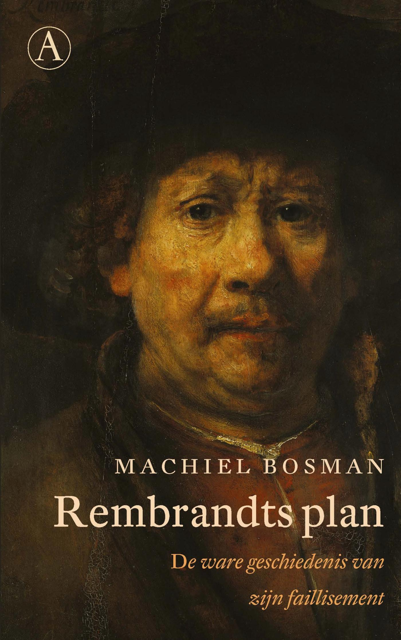 Cover Rembrandts plan