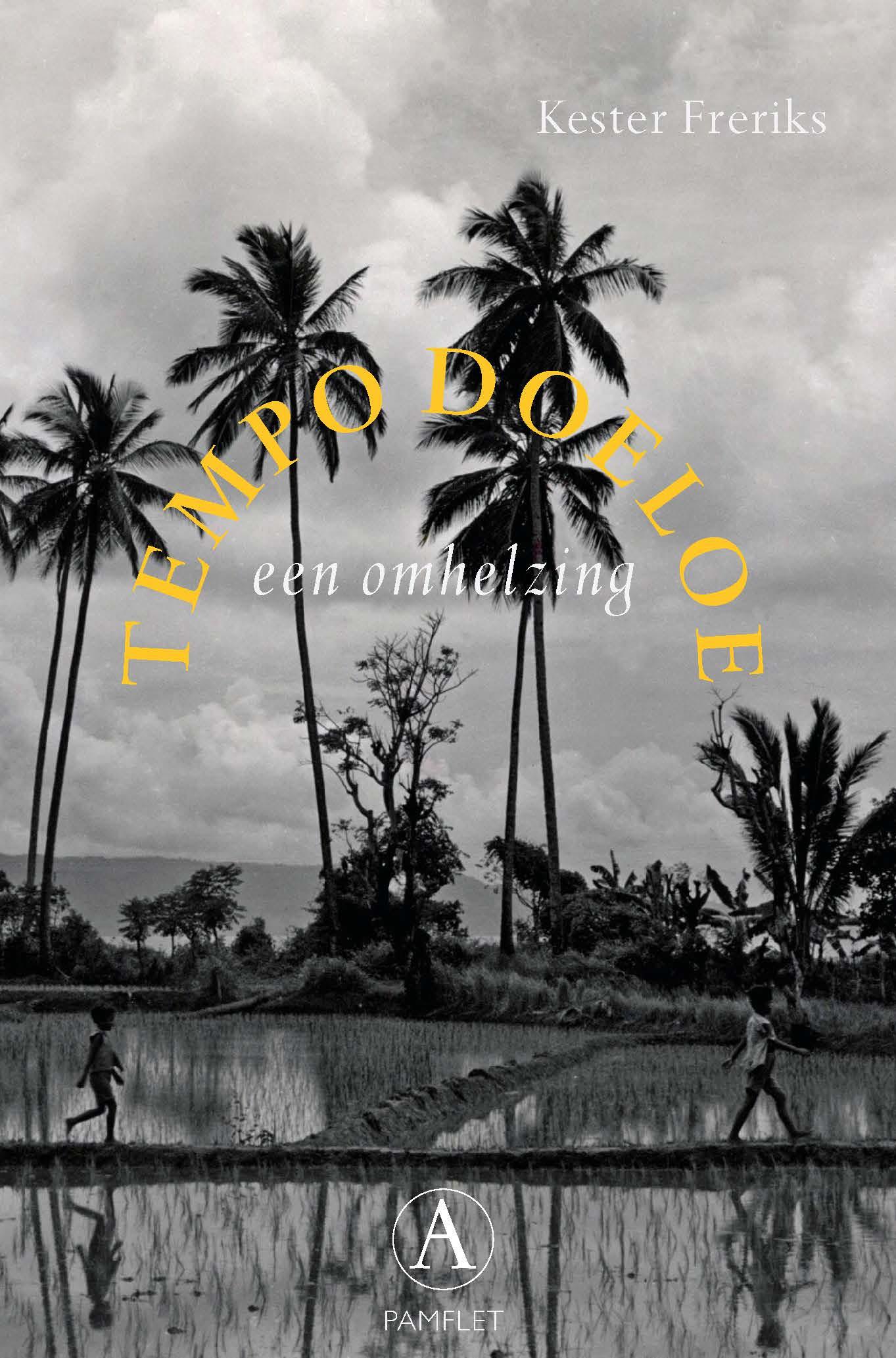 Cover Tempo Doeloe, een omhelzing
