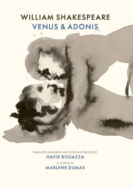 Cover Venus & Adonis