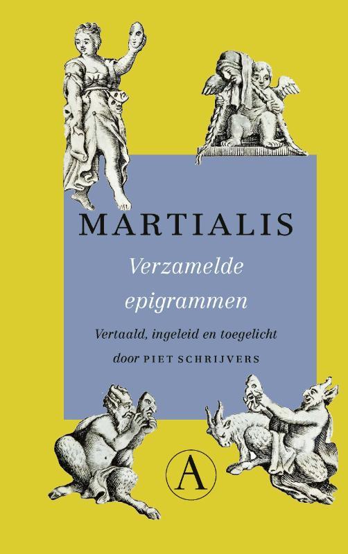 Cover Verzamelde epigrammen