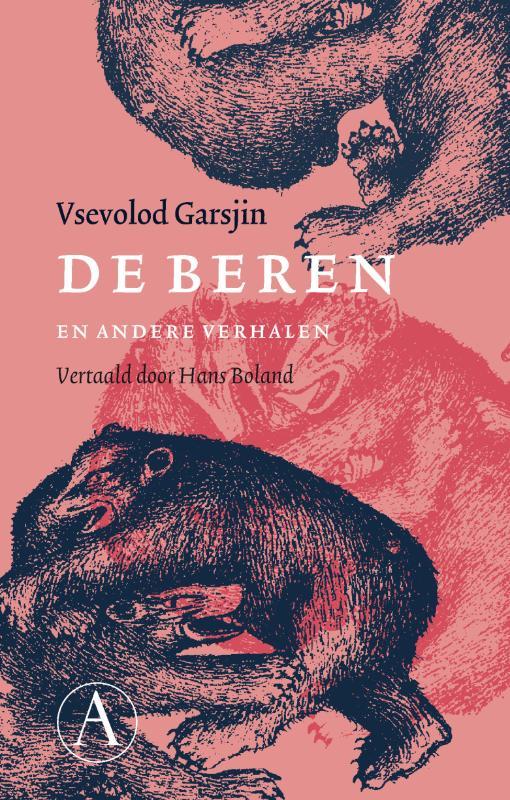 Cover De beren en andere verhalen