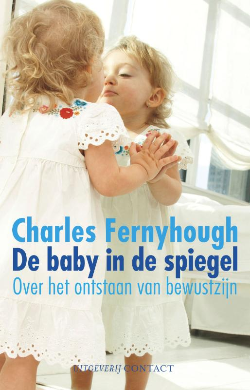 Cover De baby in de spiegel