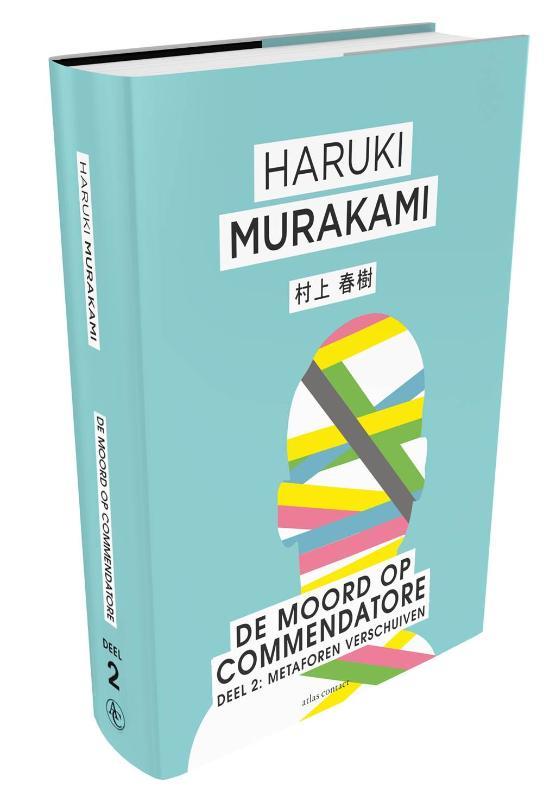 Cover De moord op Commendatore- Deel 2