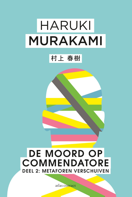 Cover De Moord op Commendatore