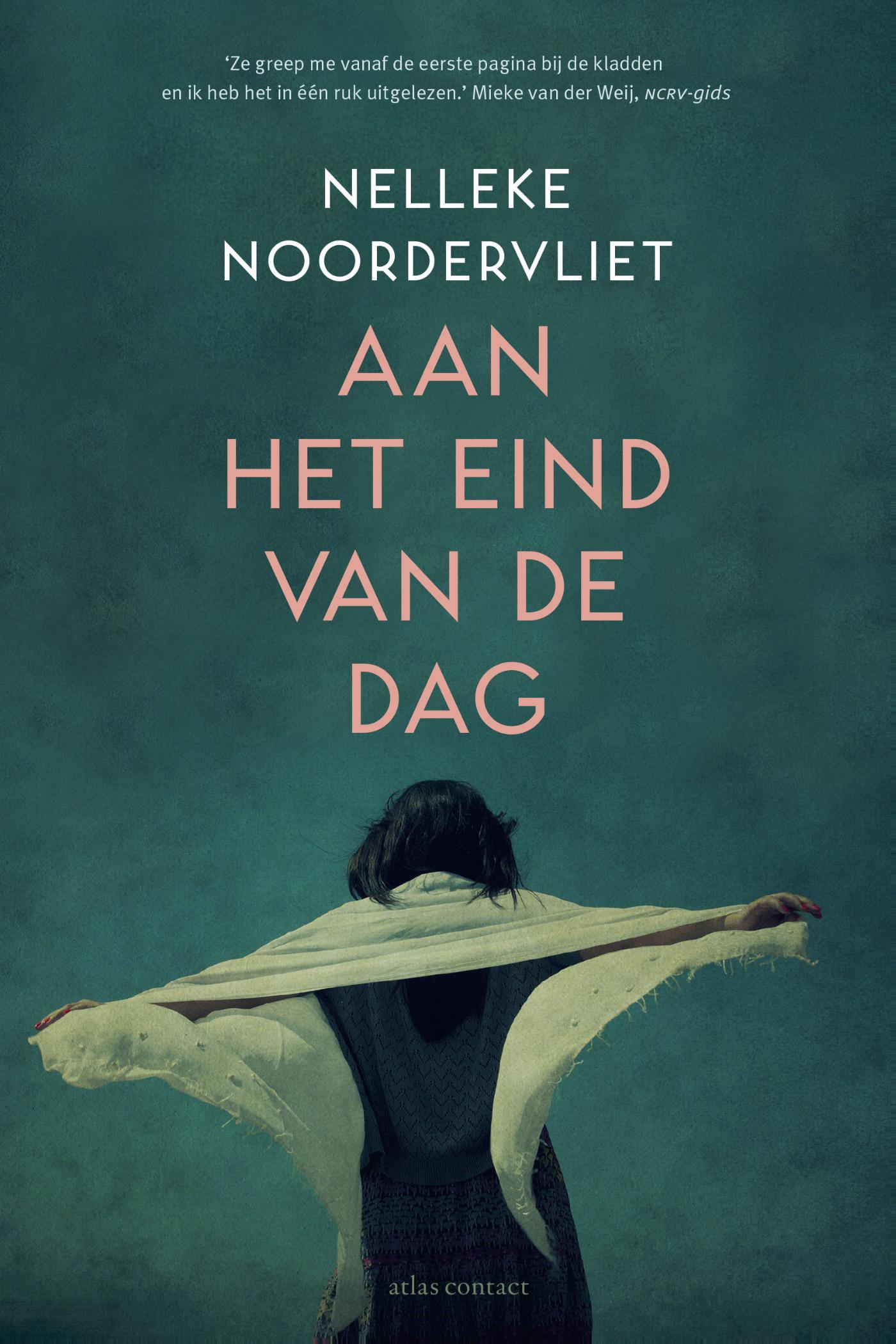 Cover Aan het eind van de dag