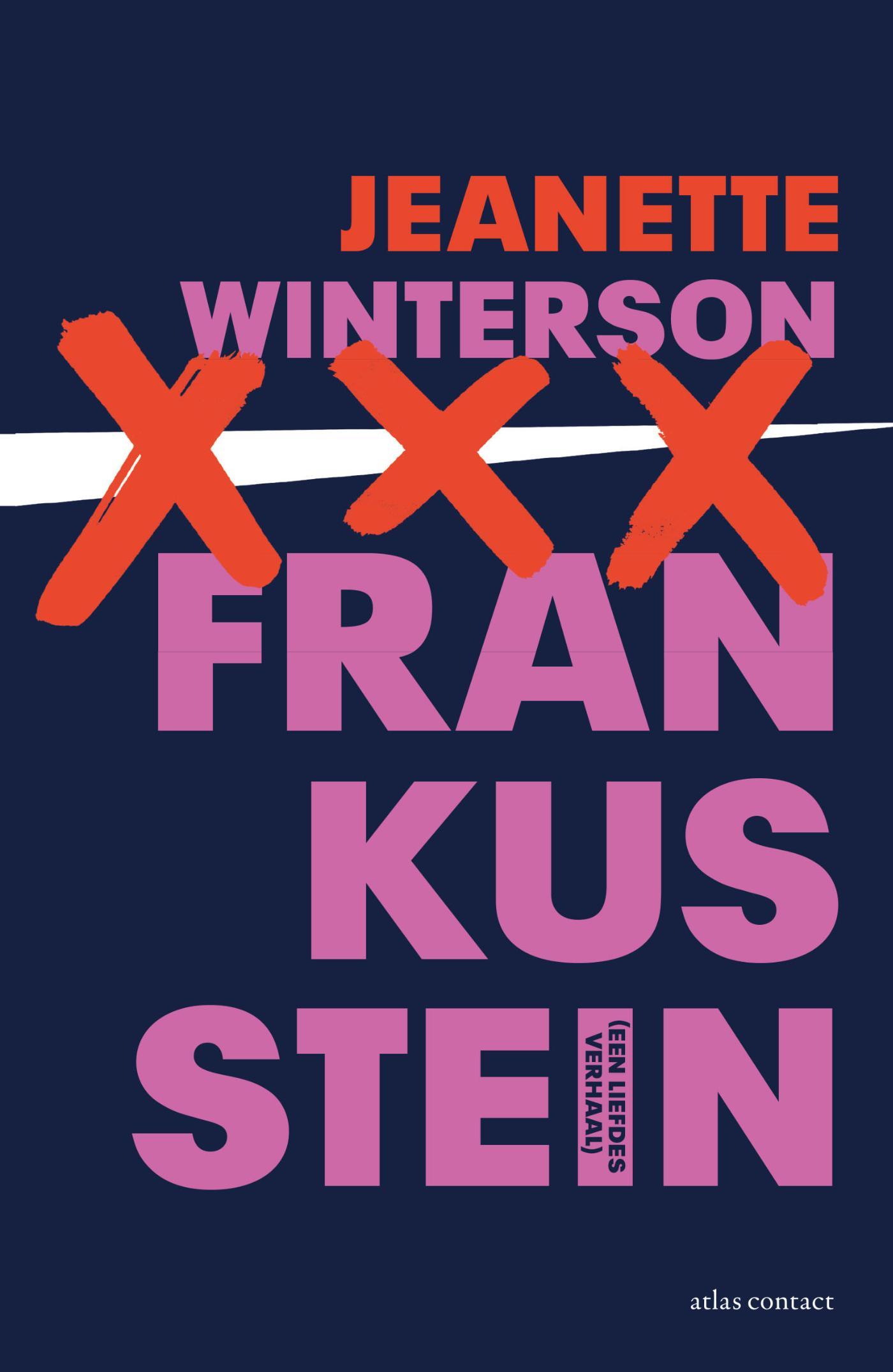 Cover Frankusstein