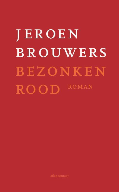 Cover Bezonken rood