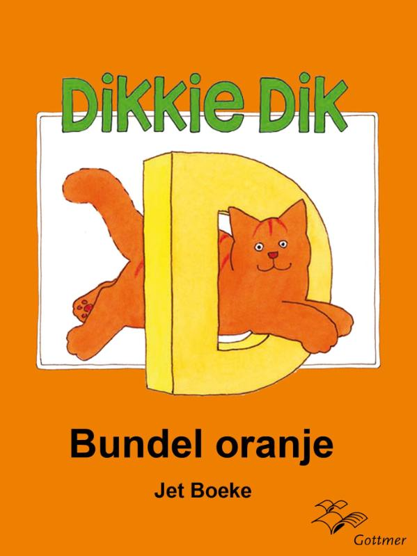 Cover Bundel oranje